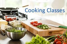 Ekstrakurikuler Cooking Classes