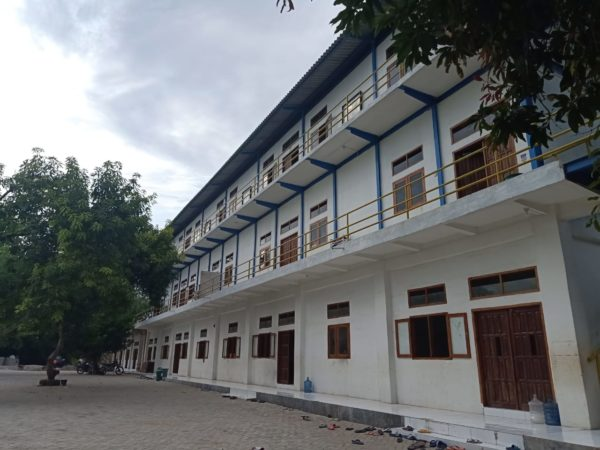 gedung pembelajaran